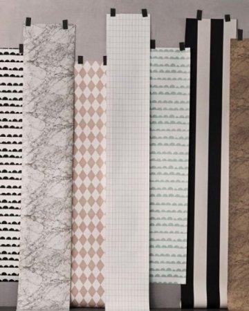behangen over stucwerk cool woonkamer met with behangen