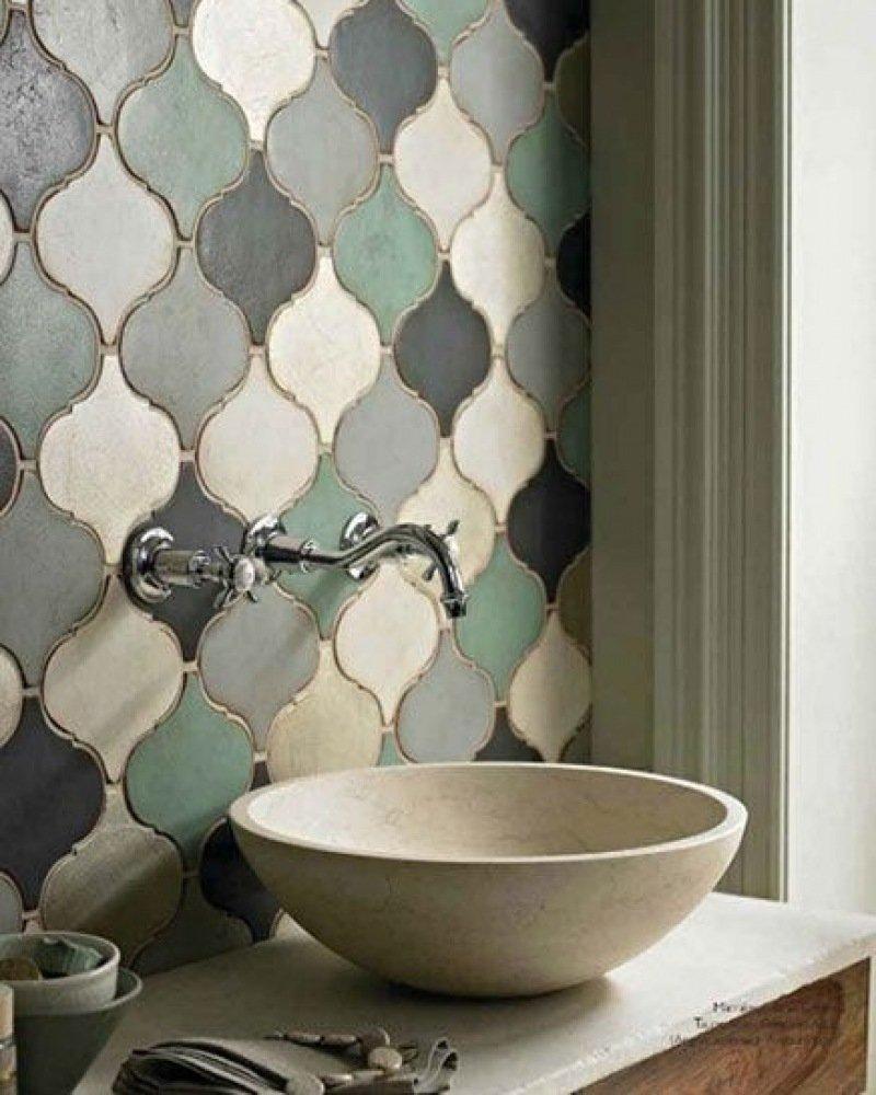 keuken wandtegels karwei : Badkamer Decoratie Tegels Creatieve Idee N Voor Home Design