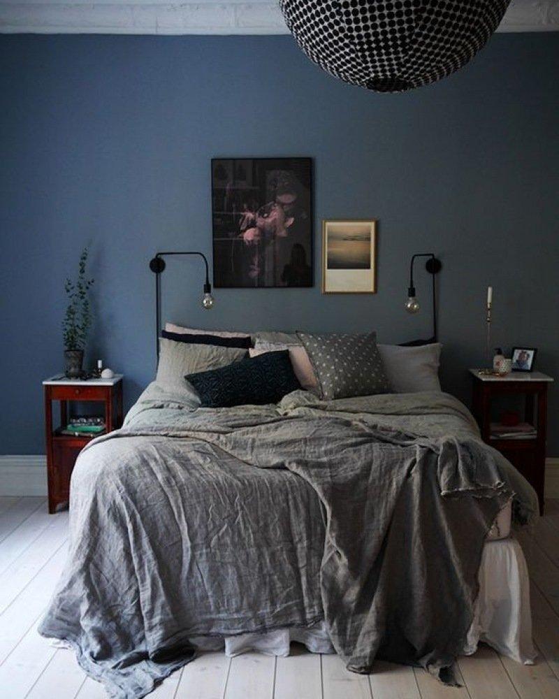 Royal blue: een luxe trendkleur op de wand | Mrwoon