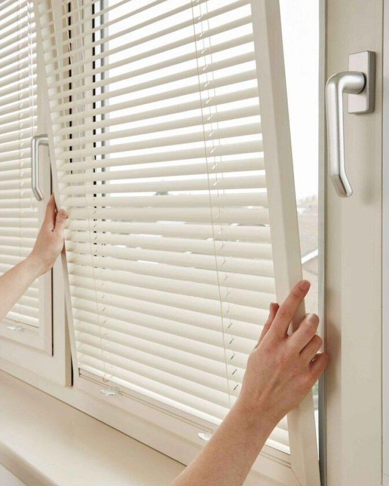 Easy raamdecoratie klik en klaar