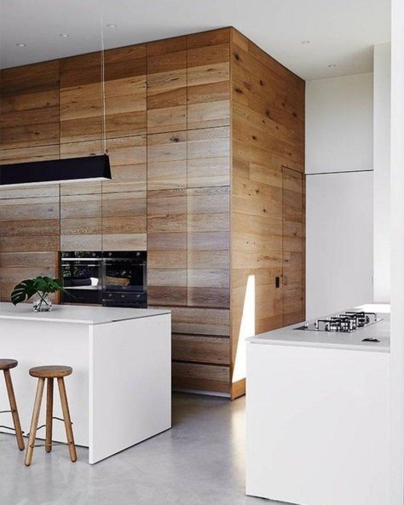 Haal de natuur in huis met hout aan de muur   Mrwoon