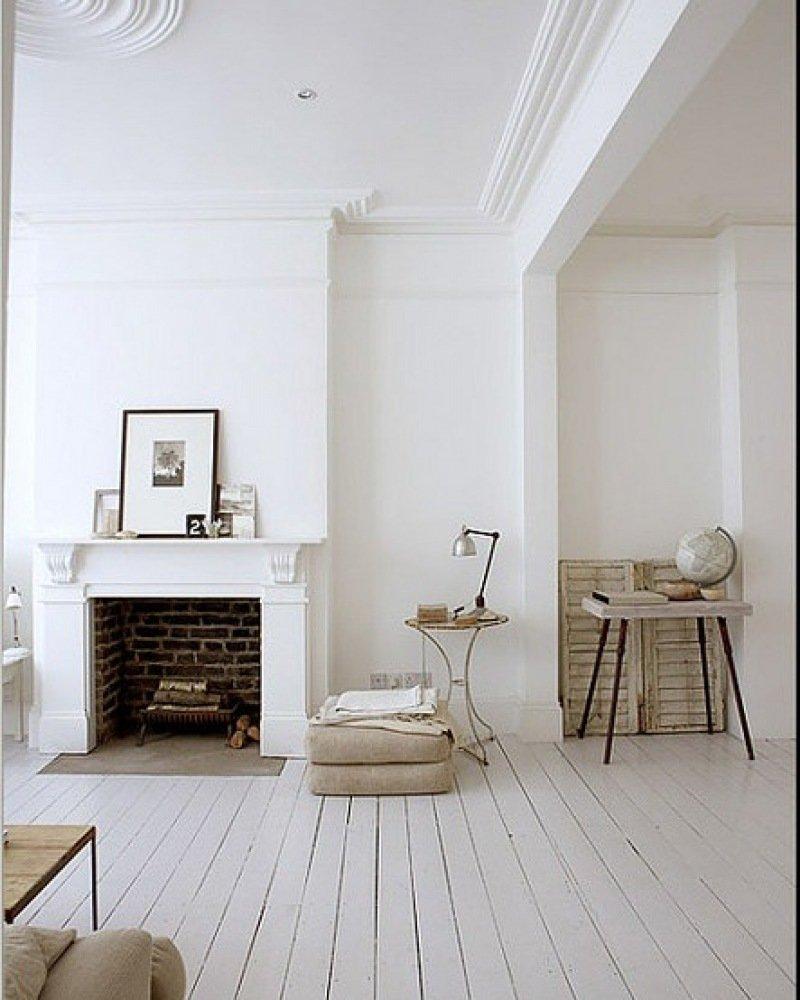 New Warm witte vloer | Mrwoon &HM79