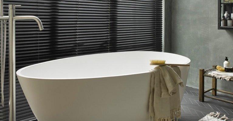 Raamdecoratie badkamer raamdecoratie bugsout horren en