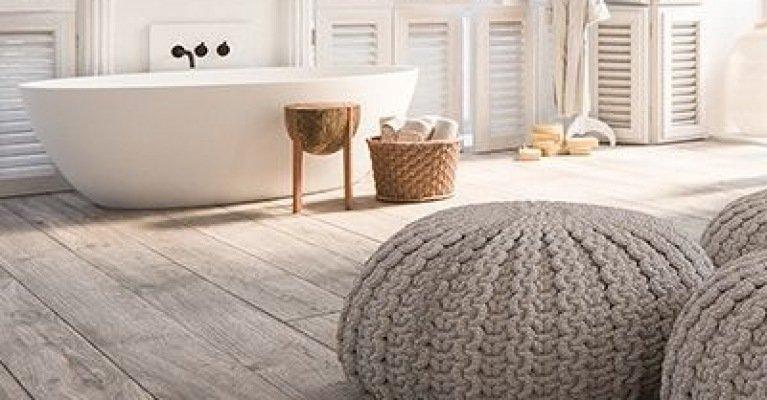 5 tips voor een houten vloer in de badkamer | Mrwoon