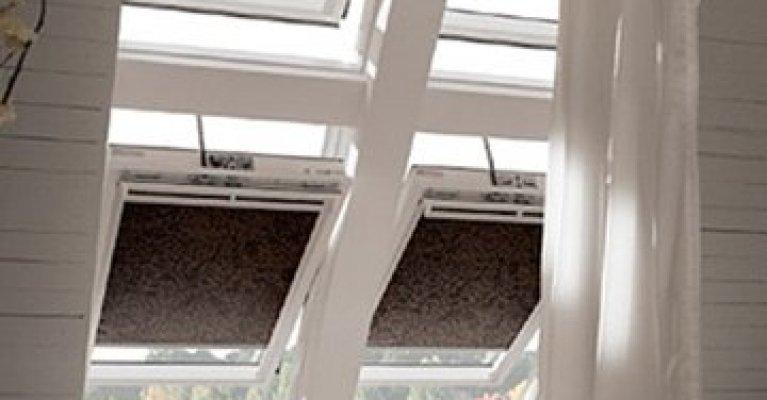 Welp Gordijnen voor schuine ramen | Mrwoon WT-93