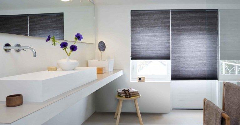 Rolgordijnen in de badkamer of keuken? Ja! | MrWoon | Mrwoon