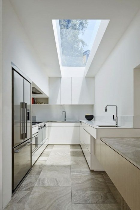 Tegeltrends: het effect van grote tegels in huis | Mrwoon