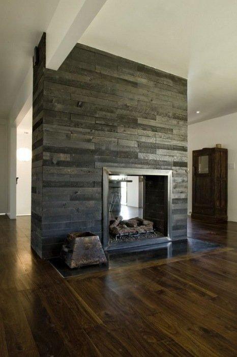 Haal de natuur in huis met hout aan de muur | Mrwoon
