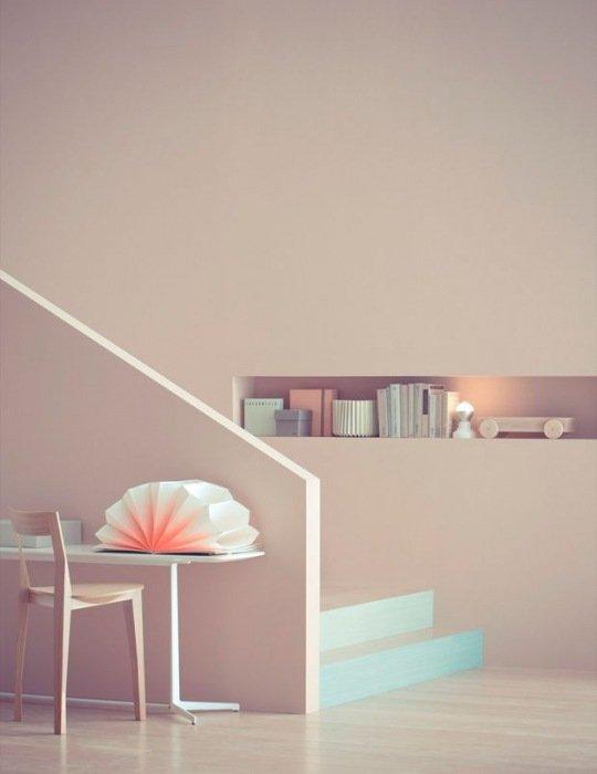 Zomertrend: paradijselijk interieur met pastelkleuren   Mrwoon