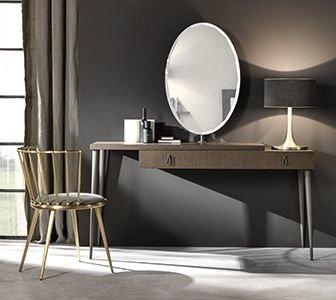 Sieraad aan de wand 3 tips voor een ronde spiegel in huis mrwoon - Zorgen voor een grote spiegel aan de wand ...