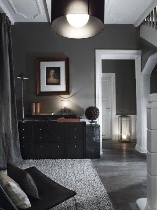 Kleur in huis durf gebalanceerd te experimenteren mrwoon - Kleur rood ruimte ...