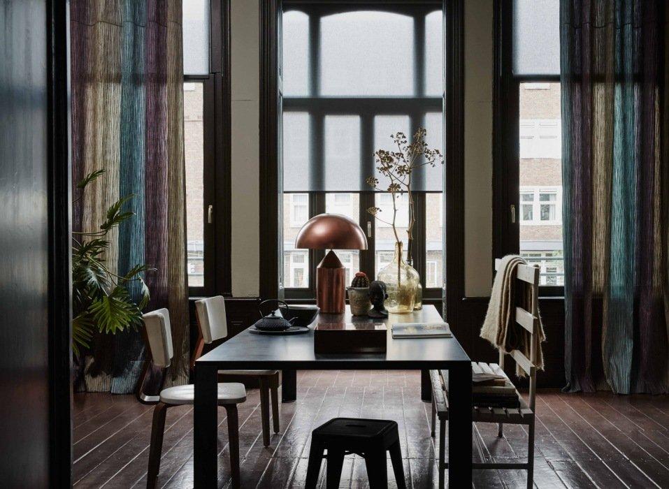 Zo maak je een industrieel interieur zacht en chique mrwoon - Interieur van een veranda ...