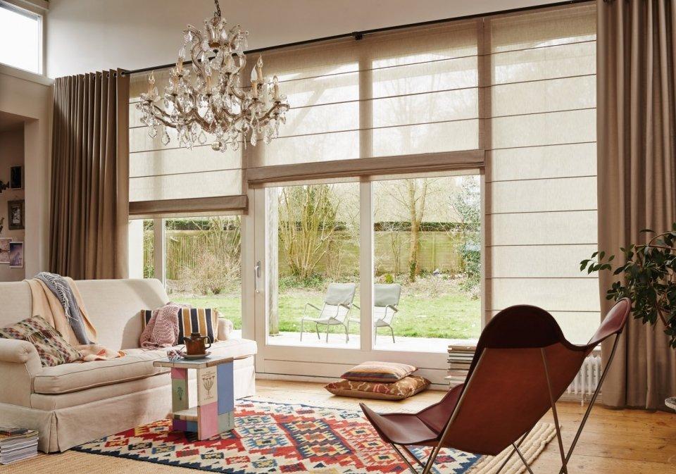 Raamdecoratie Openslaande Deuren : Deuren en raamdecoratie mrwoon