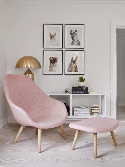 Kleur in het interieur: dit najaar moet je roze in huis hebben | Mrwoon