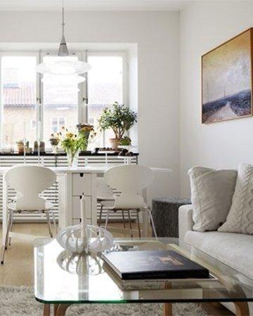 Hoe laat je de woonkamer groter lijken? | Mrwoon